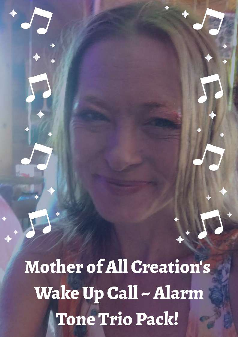 Our Beloved Mother Ring Tones - Gaia's Whole Healing Essentials