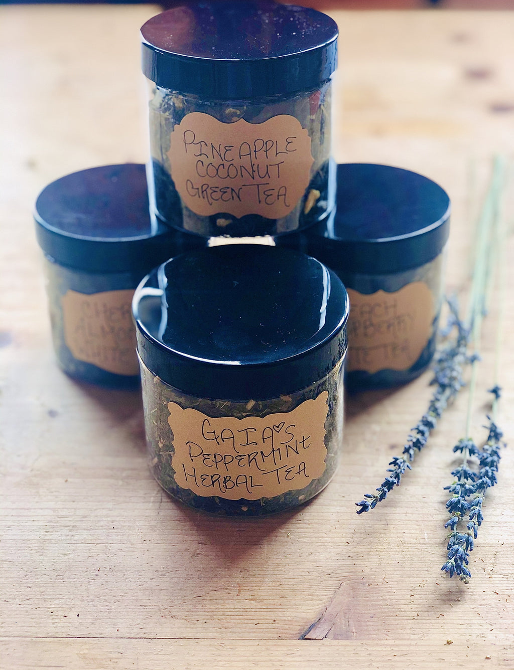 Gaia's Loose Leaf Tea - Gaia's Whole Healing Essentials