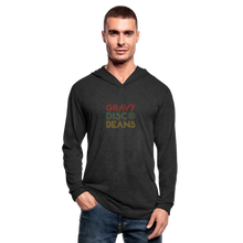 Load image into Gallery viewer, Unisex Tri-Blend Hoodie Shirt - Gravy Disco Beans