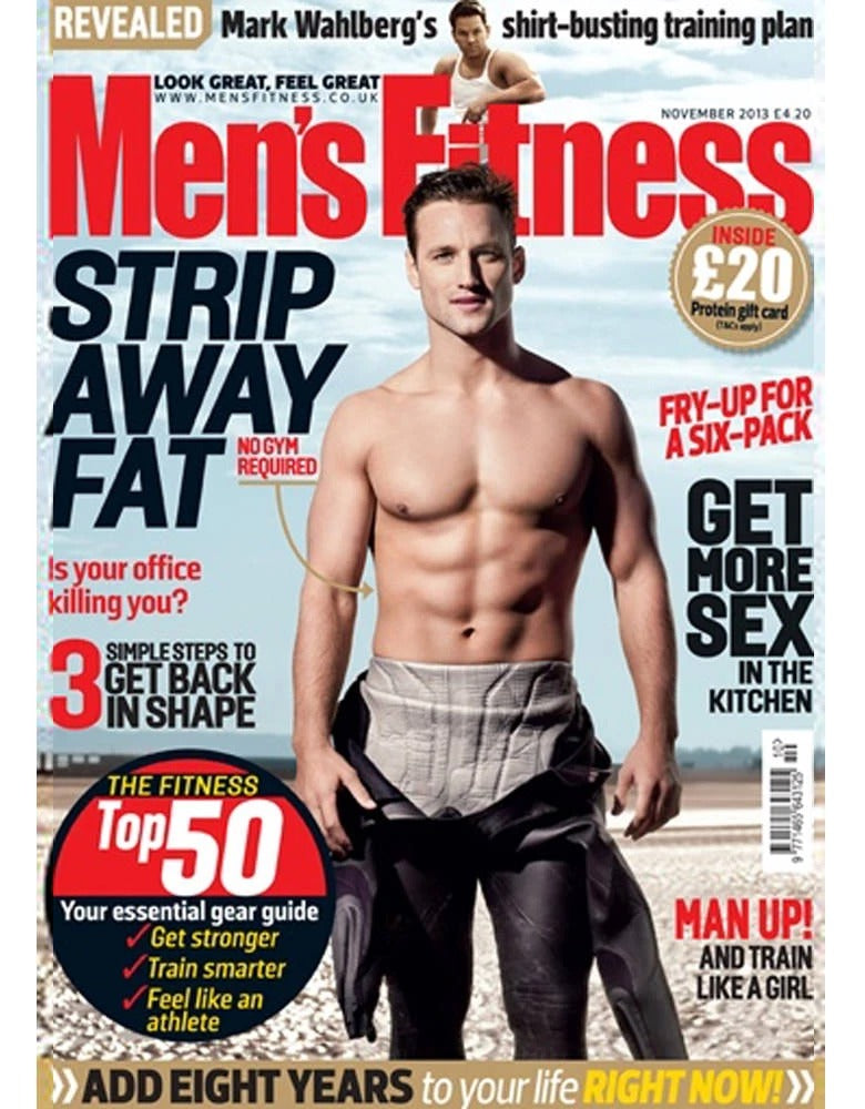 MENS FITNESS MAGAZINE