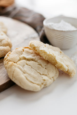 Load image into Gallery viewer, One Dozen Whipped Cream Cookies