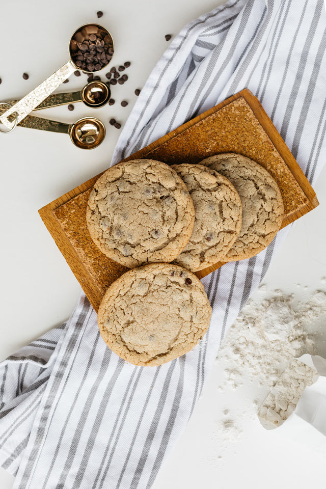 Gluten freen dairy free handmade cookies make for the perfect unique gift with free shipping