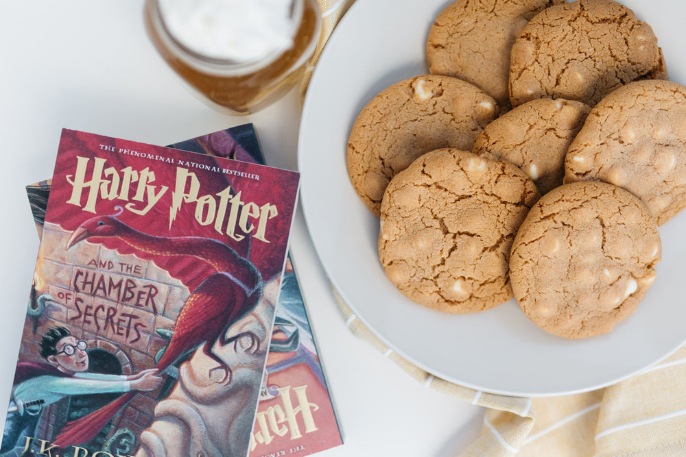 Load image into Gallery viewer, One Dozen Butterbeer Cookies