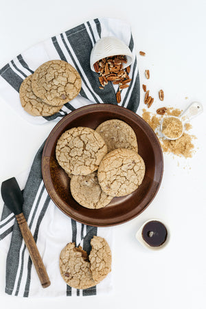 Load image into Gallery viewer, The perfect handmade fall cookie. maple pecan! Perfect gift for anyone