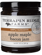 Assorted Bacon Jams from Terrapin Ridge
