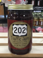 Assorted Jams with Market Label