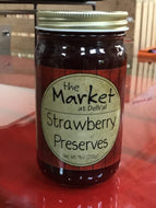 Assorted Preserves with Market Label