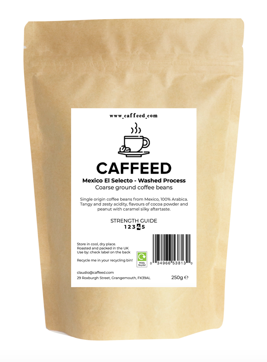 Mexico El Selecto-Special Edition Single Origin Coffee - Caffeed