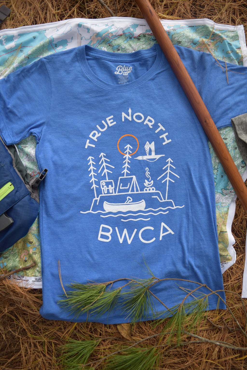 True North Northwoods T-Shirt - Womens