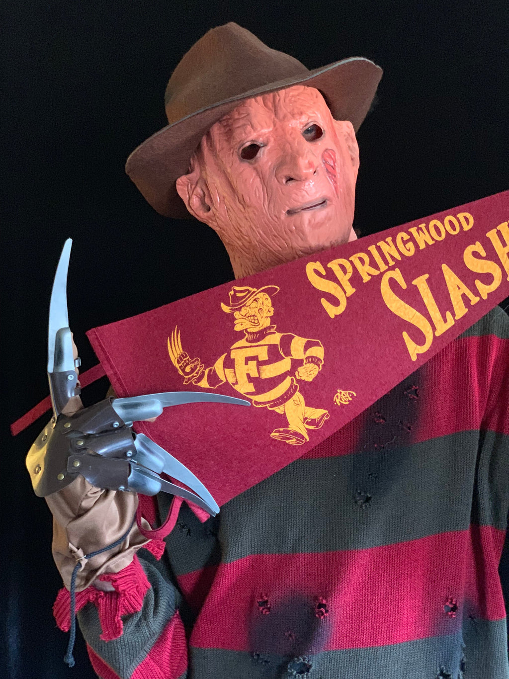 Springwood Slasher Pennant