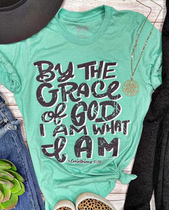 By the Grace of God T-Shirt
