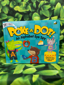 Poke A Dot Alphabet Eye Spy