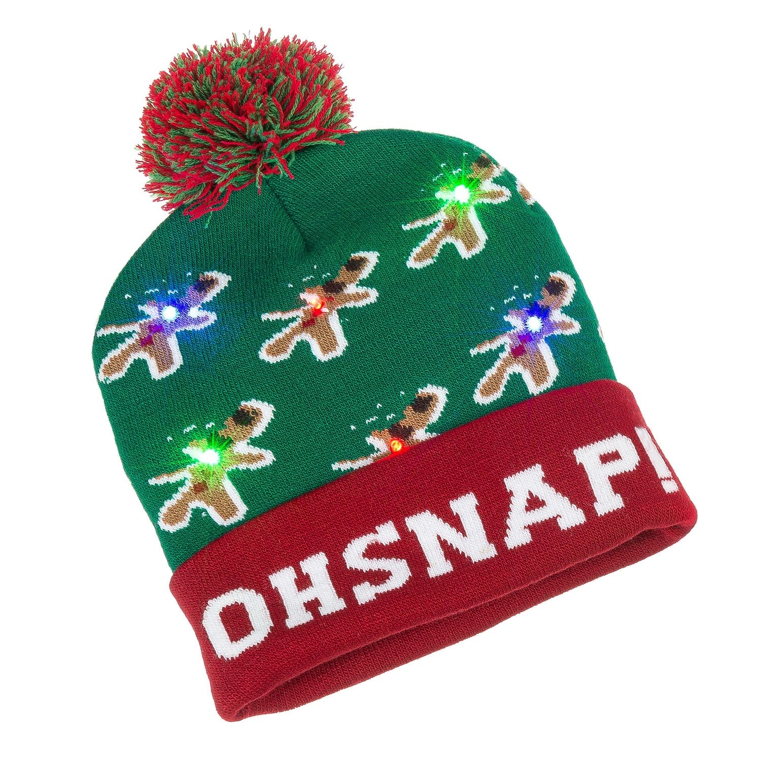 Oh Snap Christmas Beenie