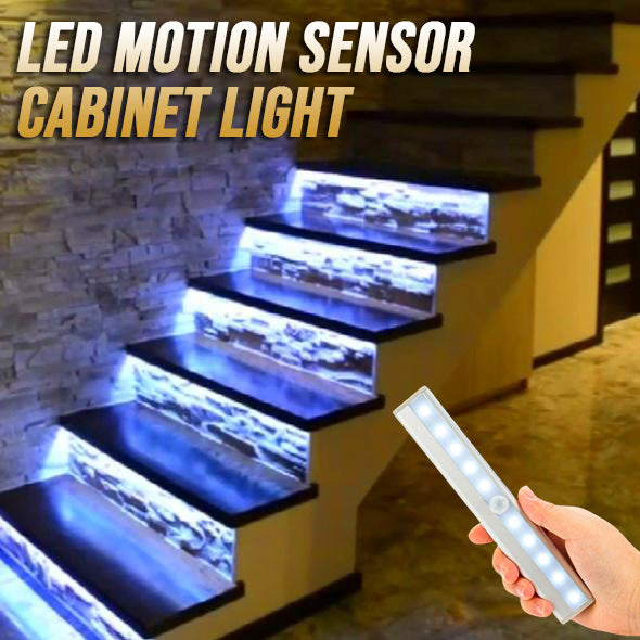 2020 HOT SALE LED Motion Sensor Cabinet Light 🔥 HOT SALE TODAY ONLY! 🔥