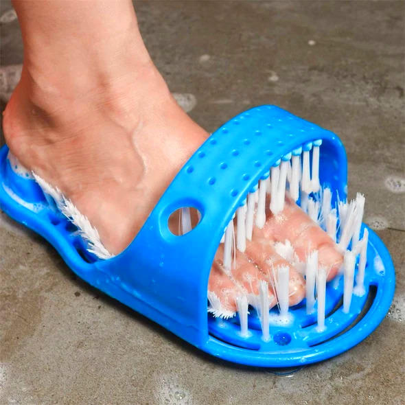 Safety Foot Shower Scrubber 🔥 Selling Extremely Fast 🔥
