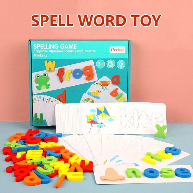 Spell Word Toy ✨ HOT SALE 50% OFF TODAY!