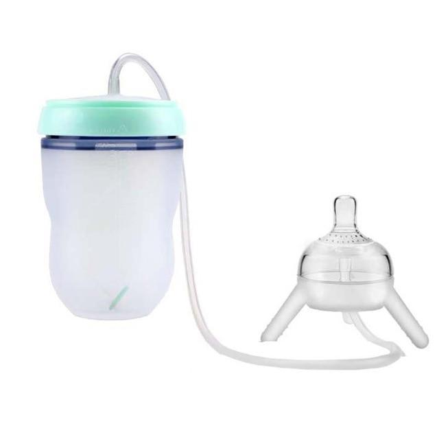 Colobyby™ Hands-Free Anti-Colic Baby Bottle 🔥 LAST DAY PROMOTION! 🔥