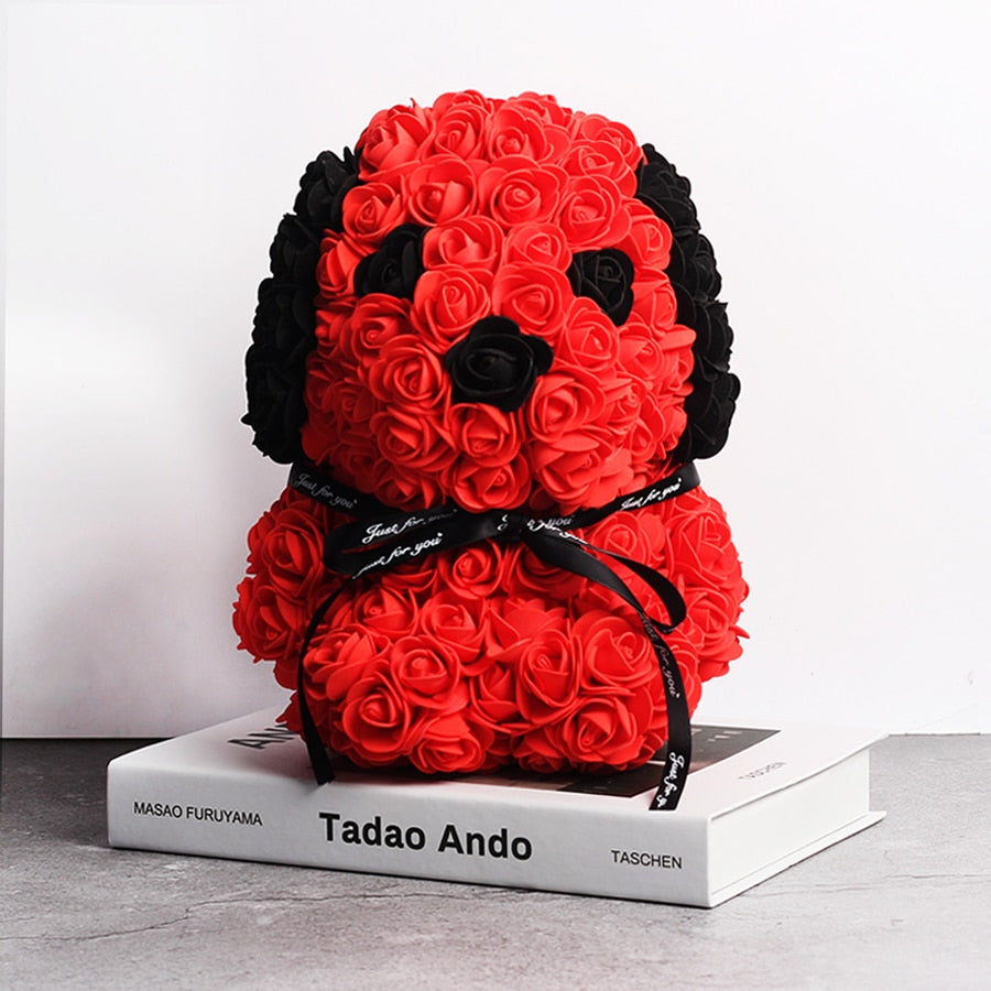 Rose Pup™  Adorable Teddy Rose Dog 🔥 Selling Extremely Fast 🔥