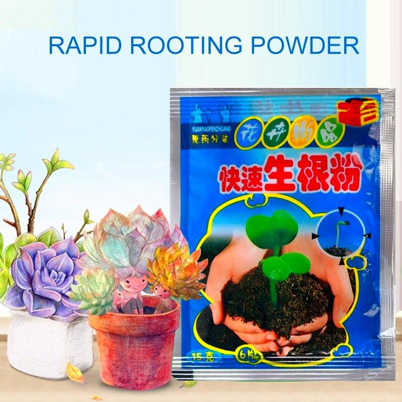 Rapid-Growing Rooting Powder (5 pcs) 🔥 50% OFF TODAY ONLY! 🔥