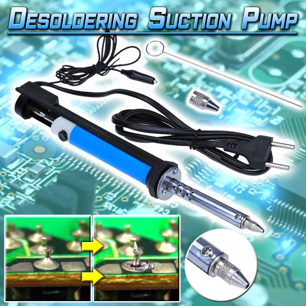 Desoldering Suction Pump 🔥 HOT SALE NOW 50% OFF! 🔥