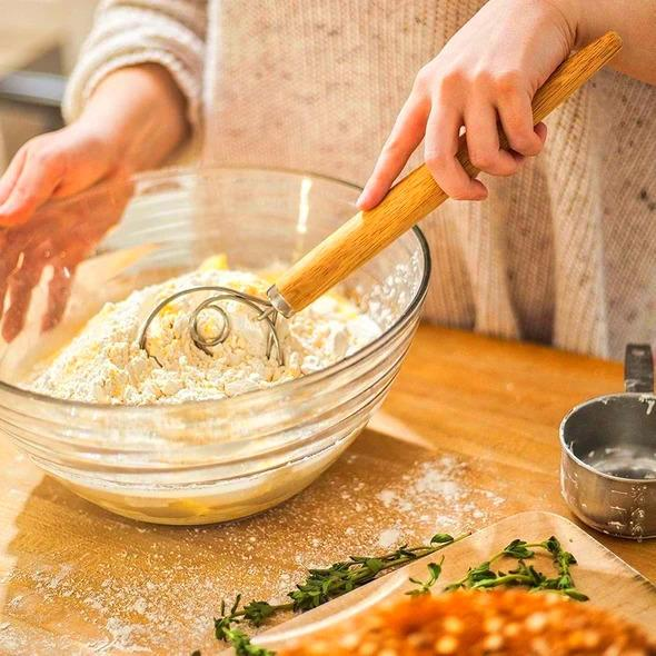 The Danish Dough Whisk 🔥 50% OFF LIMITED TIME 🔥