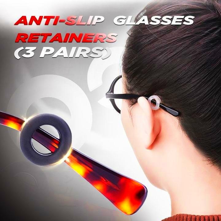 Anti-Slip Round Comfort Glasses Retainers ✨ LIMITED TIME SALE!