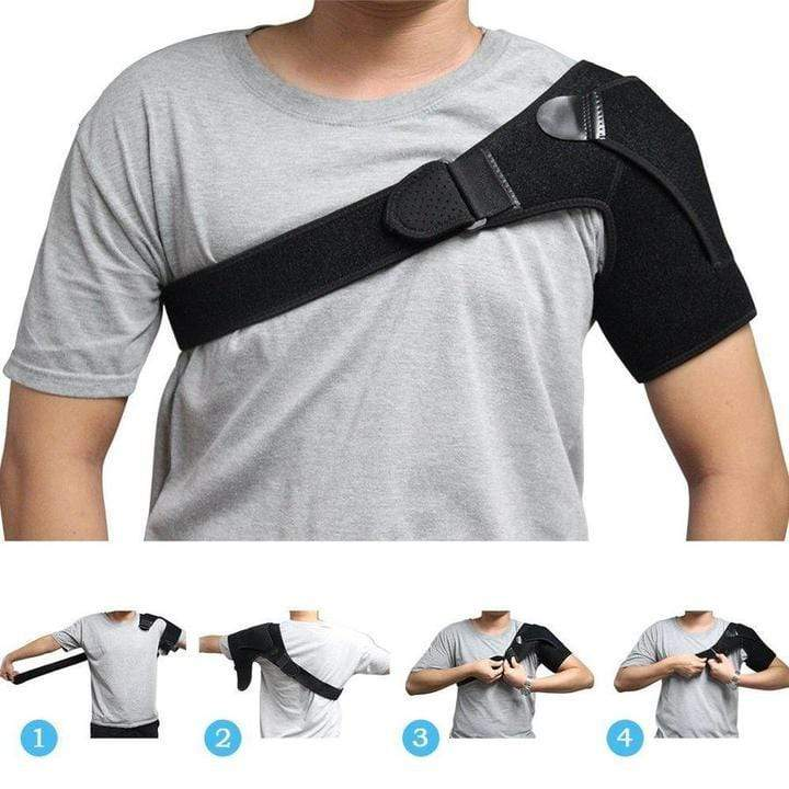 ShoulderCare™ Adjustable Stabilizing Shoulder Brace