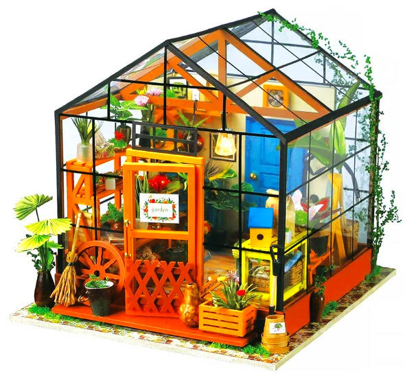 DIY Miniature Flower House 🔥 Selling Extremely Fast 🔥
