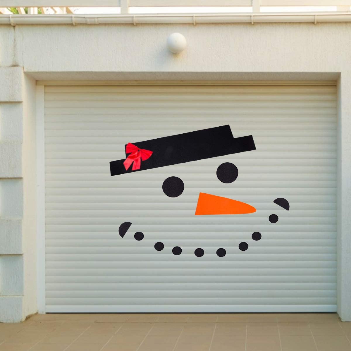 Garage Door Snowman (16PCS SET) ✨ Limited Time Sale! ✨