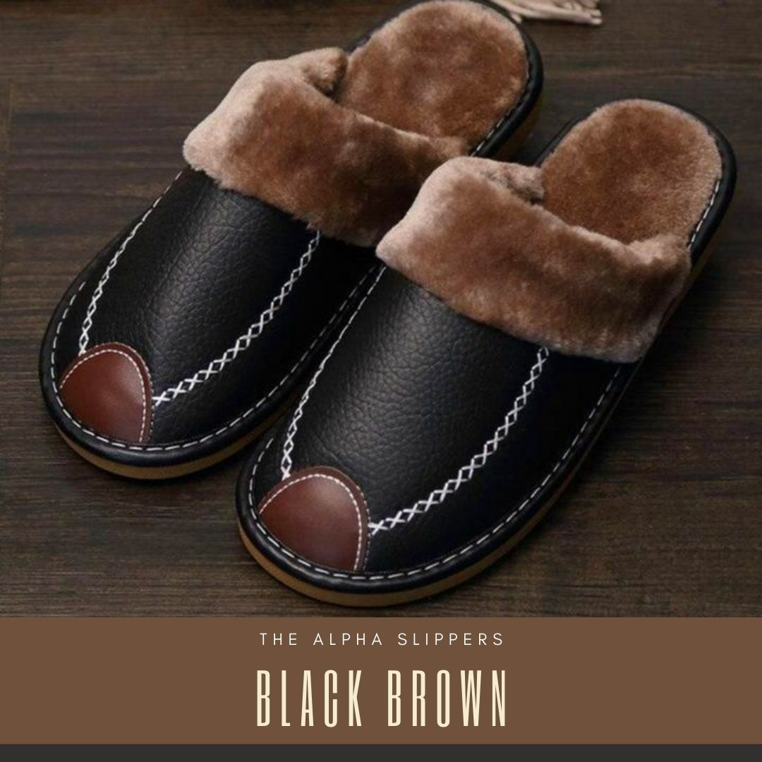 The Alpha Slippers 🔥 SALE IS ENDING VERY SOON! 🔥