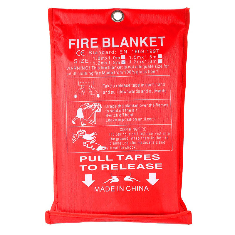 Emergency Fire Blanket 🔥 LIMITED TIME SALE!