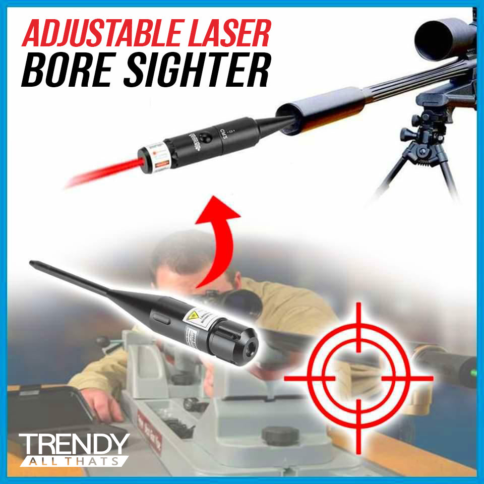 Adjustable Laser Bore Sighter 🔥 Selling Extremely Fast 🔥