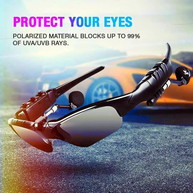 Smart Bluetooth Sunglasses ✨ HOT SALE 50% OFF TODAY! ✨