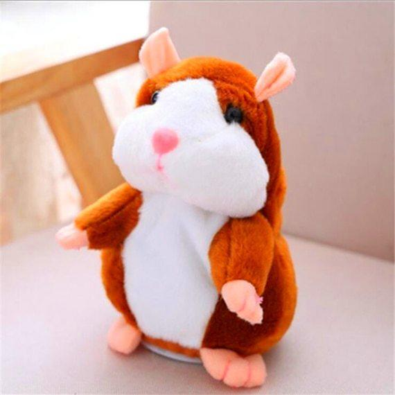 Talking Hamster Toy - Repeats Anything It Hears 🔥50% OFF TODAY🔥
