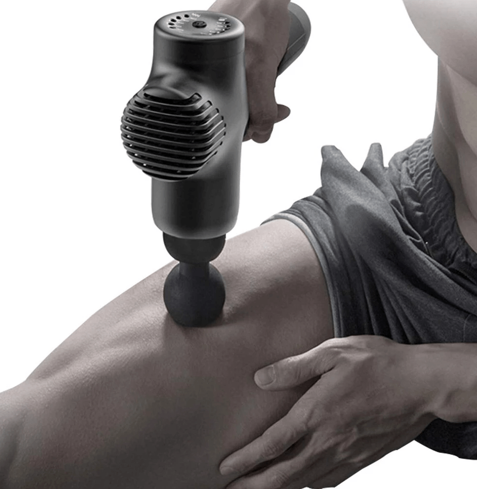Deep Tissue Muscle Massager™ For Relieving Muscle Soreness
