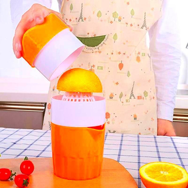 Portable Manual Citrus Juicer ( 50% OFF - TODAY ONLY! )