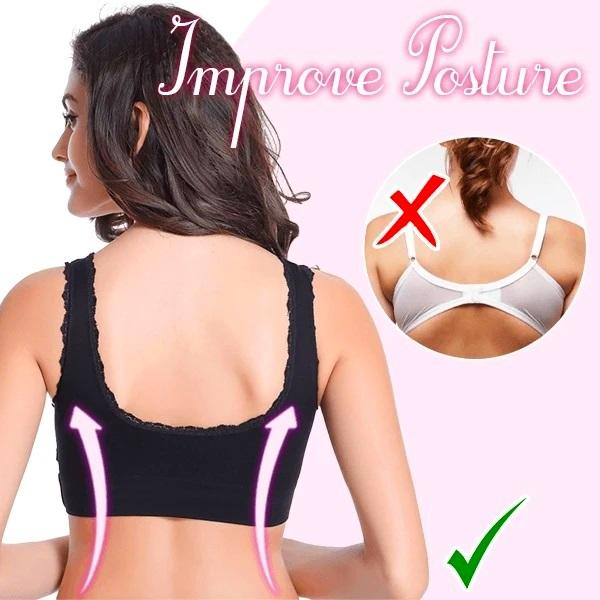🔥BUY 1 GET 1 FREE 🔥 Wireless Crossed Lace Bra