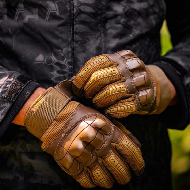 Full Finger Touch Screen Tactical Military Gloves - 🔥 LAST DAY PROMOTION! 🔥