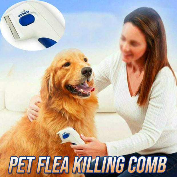 Pet Flea Killing Comb 🔥 50% OFF LIMITED TIME! 🔥