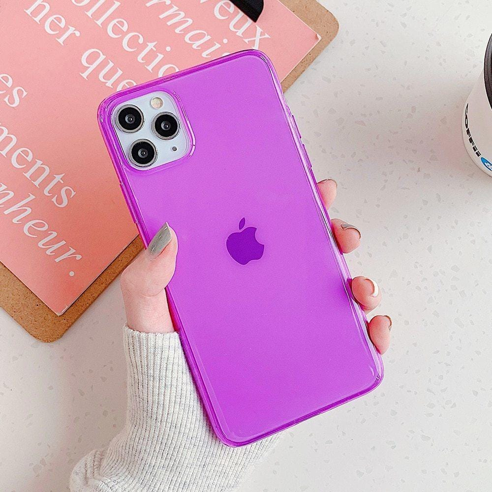 iPhone Neon Cases 🔥 HOT SALE TODAY ONLY 🔥