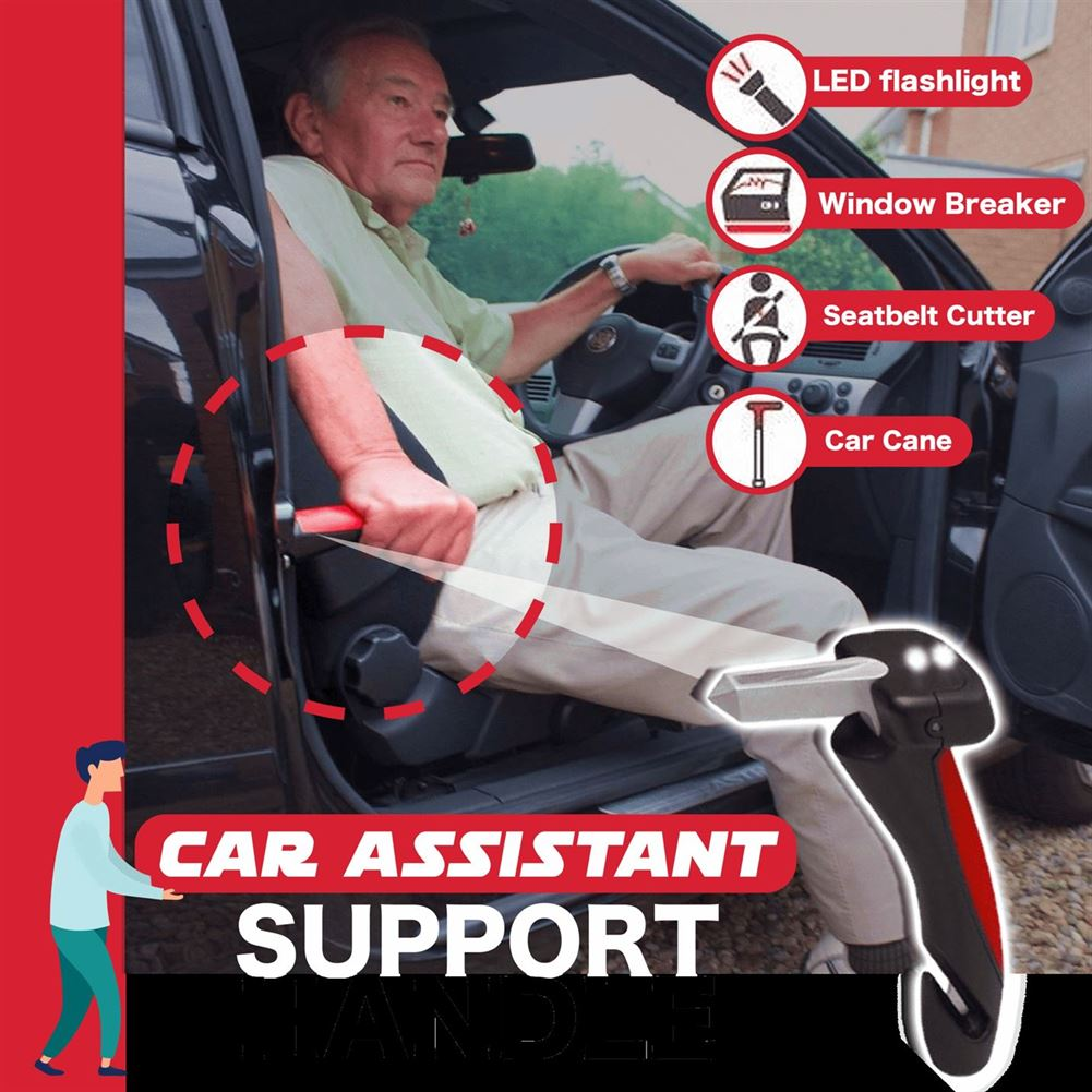 Car Assistant™ Support Handle 🔥 Selling Extremely Fast 🔥