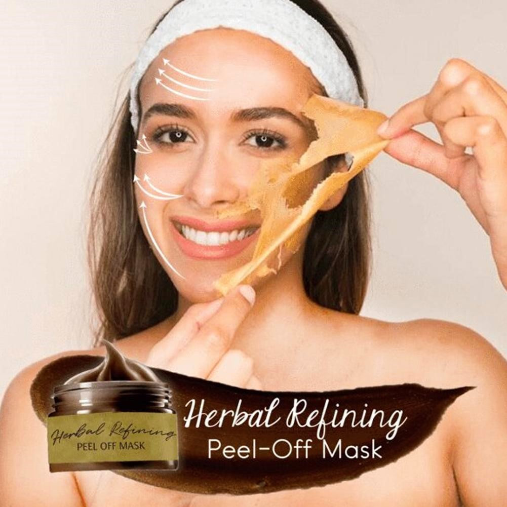 50% OFF - Herbal Refining Peel-Off Mask