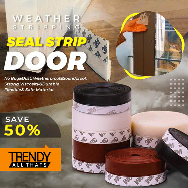 Weather Stripping Door Seal ✨ Limited Time Promotion - 50% OFF ✨
