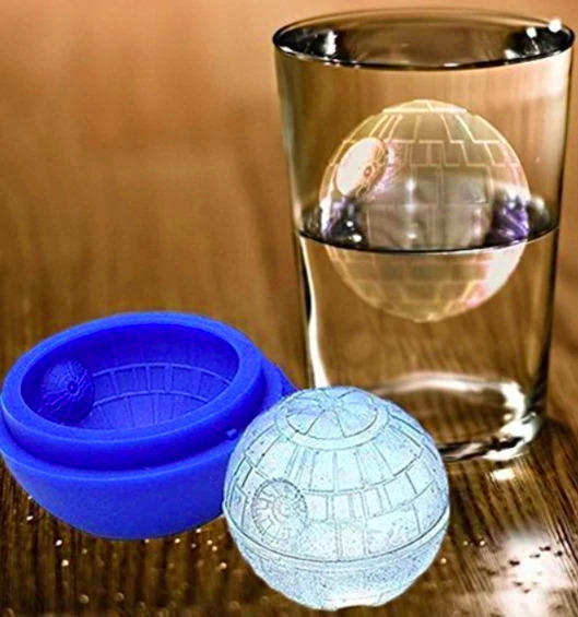 DeathStar Ice Cube Mold 🔥 50% OFF TODAY