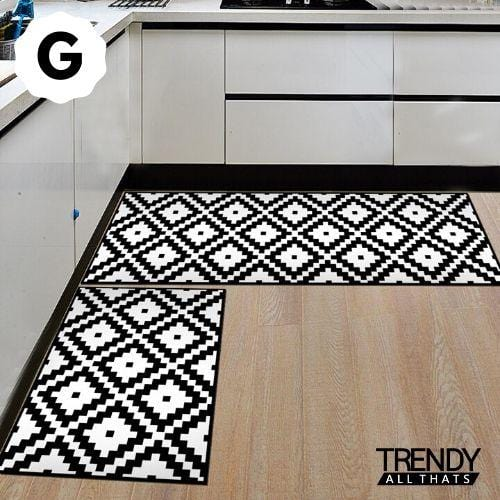 Kitchen Printed Non-slip Carpet - LAST DAY OF PROMOTION!