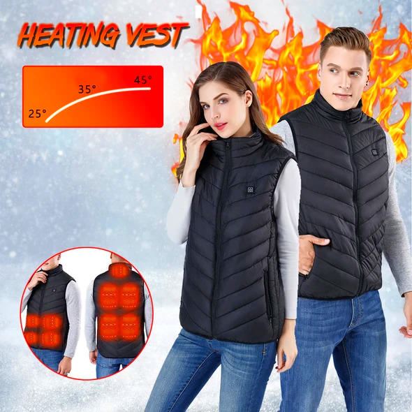 Unisex Warming Heated Vest ✨ HOT SALE 50% OFF TODAY! ✨