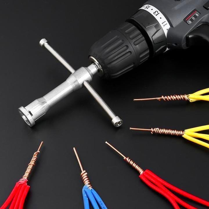 🔥 50% OFF 🔥 Wire Stripping And Twisting Tool