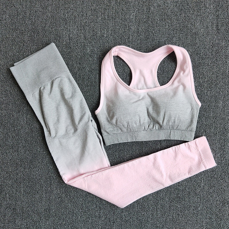 Active Ombre™ Women's Sportswear Set ✨ Limited Time Sale! ✨