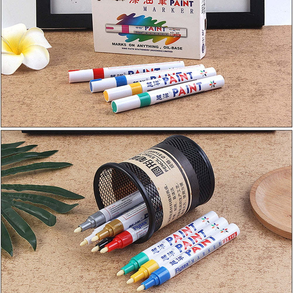 Water-Proof Tire Paint Pen ✨ Limited Time Sale! ✨