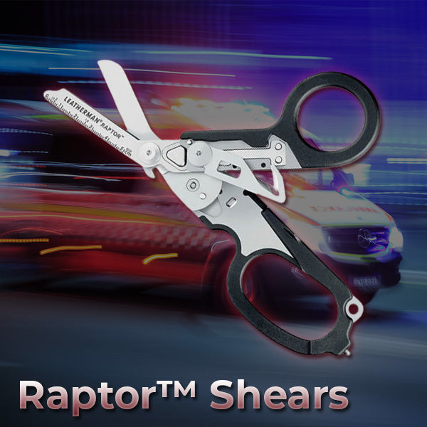 Raptor™ 6-In-1 Emergency Response Shears 🔥 50% OFF TODAY ONLY! 🔥